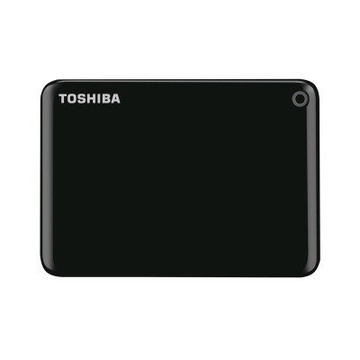 "Фото Внешний жесткий диск Toshiba 500 Gb CANVIO Connect II 2,5"" USB3.0 Black (HDTC805EK3AA) - #2"