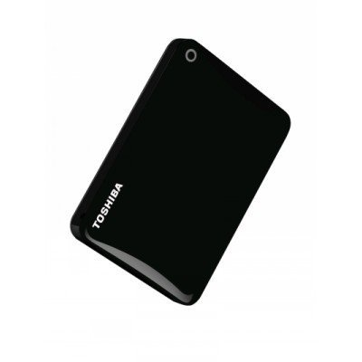 "Фото Внешний жесткий диск Toshiba 500 Gb CANVIO Connect II 2,5"" USB3.0 Black (HDTC805EK3AA) - #4"