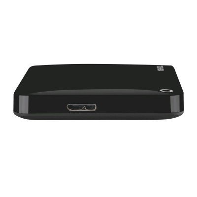 "Фото Внешний жесткий диск Toshiba 500 Gb CANVIO Connect II 2,5"" USB3.0 Black (HDTC805EK3AA) - #5"