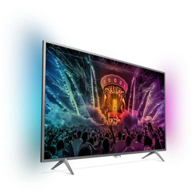 "Фото ЖК телевизор Philips 43"" 43PUS6401 - #1"