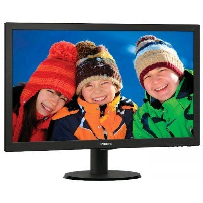 "Фото Монитор Philips 23,6"" 243V5LHSB/00 - #1"
