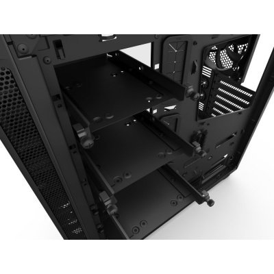 Фото Корпус системного блока NZXT H440 Black without window - #7