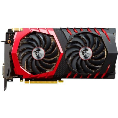 Фото Видеокарта ПК MSI GTX 1080 GAMING X 8G PCI-E16 GTX1080 8GB GDDR5X - #1