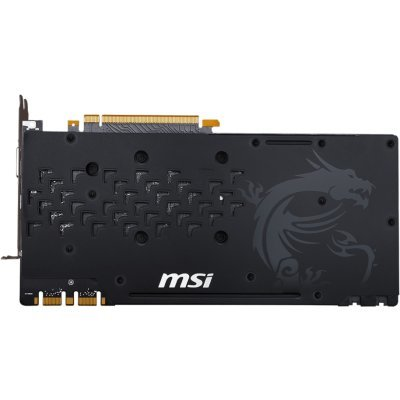 Фото Видеокарта ПК MSI GTX 1080 GAMING X 8G PCI-E16 GTX1080 8GB GDDR5X - #2