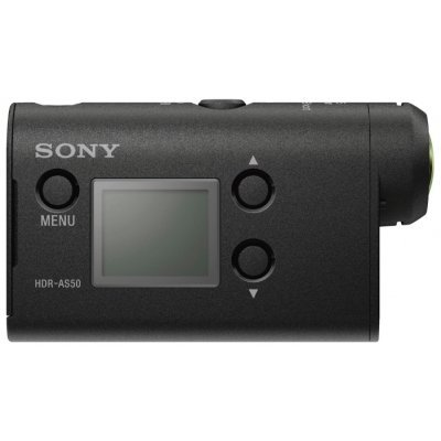 Фото Экшн камера Sony Action Cam HDR-AS50 - #2