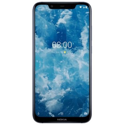 Фото Смартфон Nokia 8.1 DS TA-1119 4/64Gb Blue (Синий) - #1
