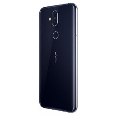 Фото Смартфон Nokia 8.1 DS TA-1119 4/64Gb Blue (Синий) - #2