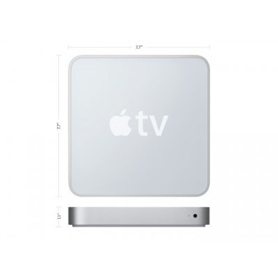 Фото Приставка Apple TV MB189RS/A 160GB - #5