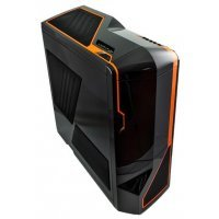 Корпус NZXT Phantom black orange