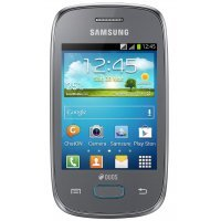Смартфон Samsung Galaxy Pocket Neo GT-S5312 серебристый