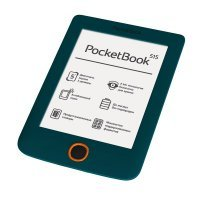 Электронная книга PocketBook 515 Dark Green