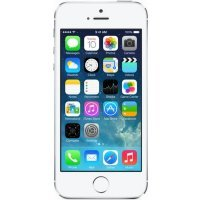 Смартфон Apple iPhone 5S 16Gb серебристый