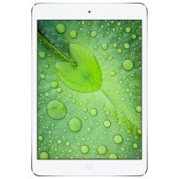 Планшетный ПК Apple iPad mini with Retina display 16Gb Wi-Fi + Cellular серебристый (ME814)