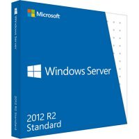 Серверное ПО Microsoft Windows Server Std 2012 R2 x64 Russian 1pk DSP OEI DVD 2CPU/2VM
