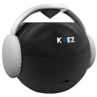 Аудио минисистема KREZ AB-111 черный