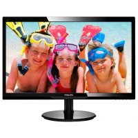 Монитор Philips 24'' 246V5LSB  черный