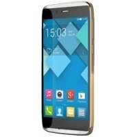 Смартфон Alcatel OneTouch 6032X IDOL Alpha Soft Gold