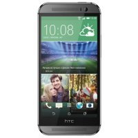 Смартфон HTC One M8 16Gb серебристый