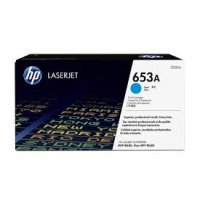 Картридж HP (CF321A) голубой   для Color LaserJet Enterprise M651 / M680