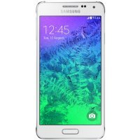 Смартфон Samsung GALAXY Alpha White