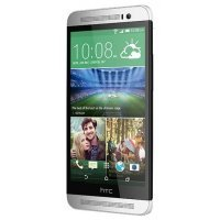 Смартфон HTC One E8 16 Gb серебристый