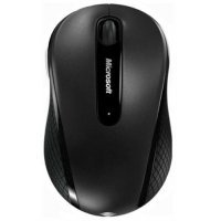 Мышь Microsoft Wireless Mobile Mouse 4000 for Business Black USB