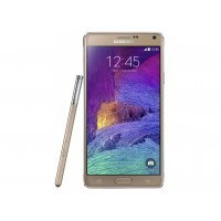Смартфон Samsung GALAXY Note 4 SM-N910C золотистый