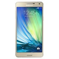 Смартфон Samsung GALAXY A7 16Gb золотистый