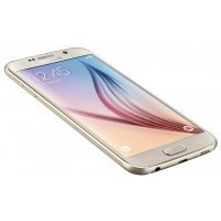 Смартфон Samsung Galaxy S6 Duos 64 Gb платиновый