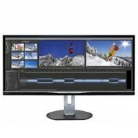 "ЖК панель Philips 34"" BDM3470UP/00 Silver-Black"