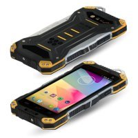 Смартфон Ginzzu RS94 Dual Black/Yellow
