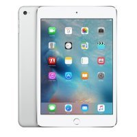 Планшетный ПК Apple iPad Mini 4 128Gb Wi-Fi + Cellular Серебристый MK772RU/A
