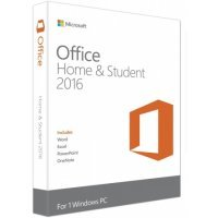 Офисное приложение Microsoft Office Home and Student 2016 79G-04288