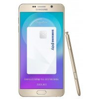 Смартфон Samsung Galaxy Note 5 Winter Special Edition 128Gb золотой