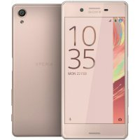 Смартфон Sony Xperia X Performance розовый