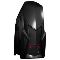 Корпус системного блока Aerocool Cruisestar Advance Black