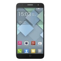 Смартфон Alcatel POP 4 Plus 5056D серебристый