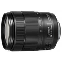 Объектив для фотоаппарата Canon EF-S IS USM (1276C005) 18-135мм f/3.5-5.6 черный