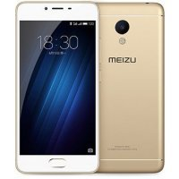 Смартфон Meizu M3s mini 16Gb золотистый