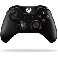 Геймпад для игровой приставки Microsoft Xbox One wireless gamepad NEW with 3,5 mm and BT - black