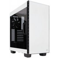 Корпус системного блока Corsair Carbide Series Clear 400C White