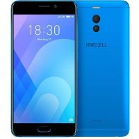 Смартфон Meizu M6 Note (M721H) 3/32Gb Blue (Синий)