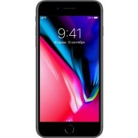 Смартфон Apple iPhone 8 Plus 64Gb (MQ8L2RU/A) Space Grey (Серый космос)