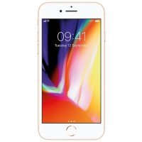 Смартфон Apple iPhone 8 64Gb (MQ6J2RU/A) Gold (Золотой)