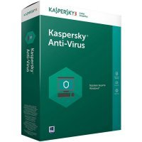 Антивирусная программа для дома Kaspersky Anti-Virus Russian Edition 2-Desktop 1 year Base Box (KL1171RBBFS)