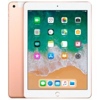 Планшетный ПК Apple iPad (2018) 128GB Wi-Fi + Cellular MRM22RU/A Gold (Золотой)