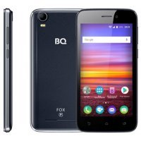 Смартфон BQ 4583 Fox Power Dark Blue (Темносиний)