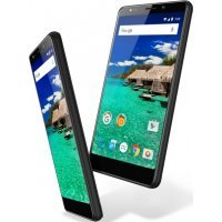 Смартфон Vertex Impress Lagune LTE 3/32Gb Black (Черный)