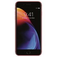 Смартфон Apple iPhone 8 plus 64Gb MRT92RU/A RED (Красный)
