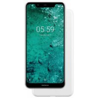 Смартфон Nokia 5.1 Plus DS TA-1105 3/32Gb White (Белый)